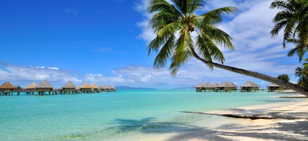 Bora bora plage arts et voyages for Art et cuisine tahiti