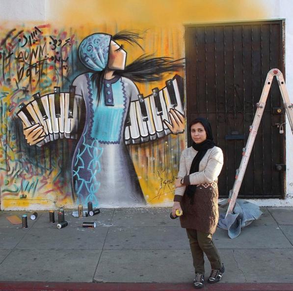 shamzahassani street art afghanistan2