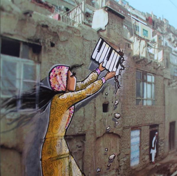 shamzahassani street art afghanistan3