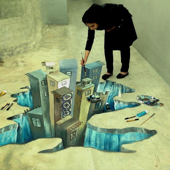 shamzahassani street art afghanistan4