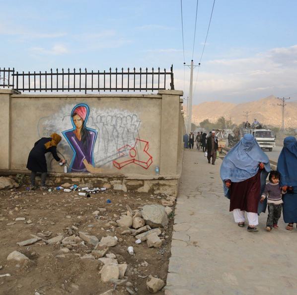 shamzahassani street art afghanistan5