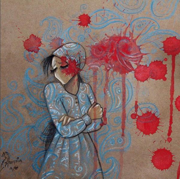 shamzahassani street art afghanistan8