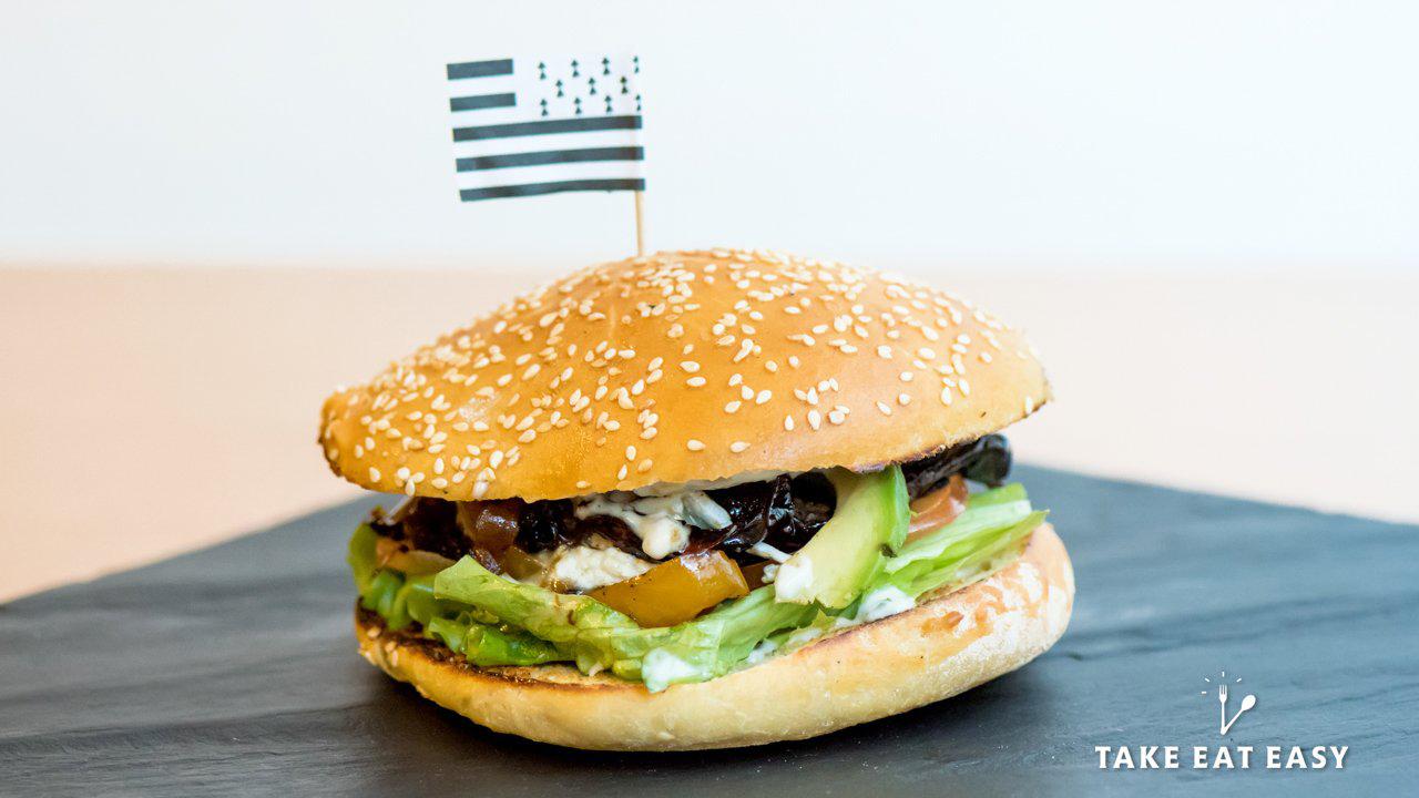 burger maki burger nantes