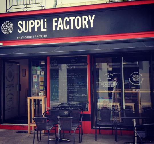 suppli factory nantes bcl