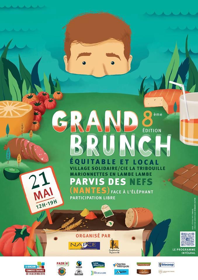grand brunch equitable nantes 21 mai 2016