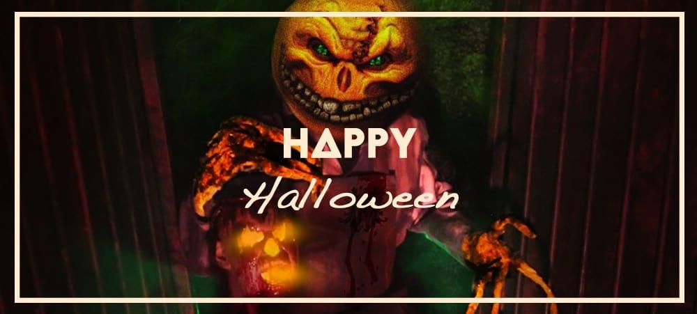 Halloween Nantes