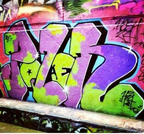 polen-graffiti