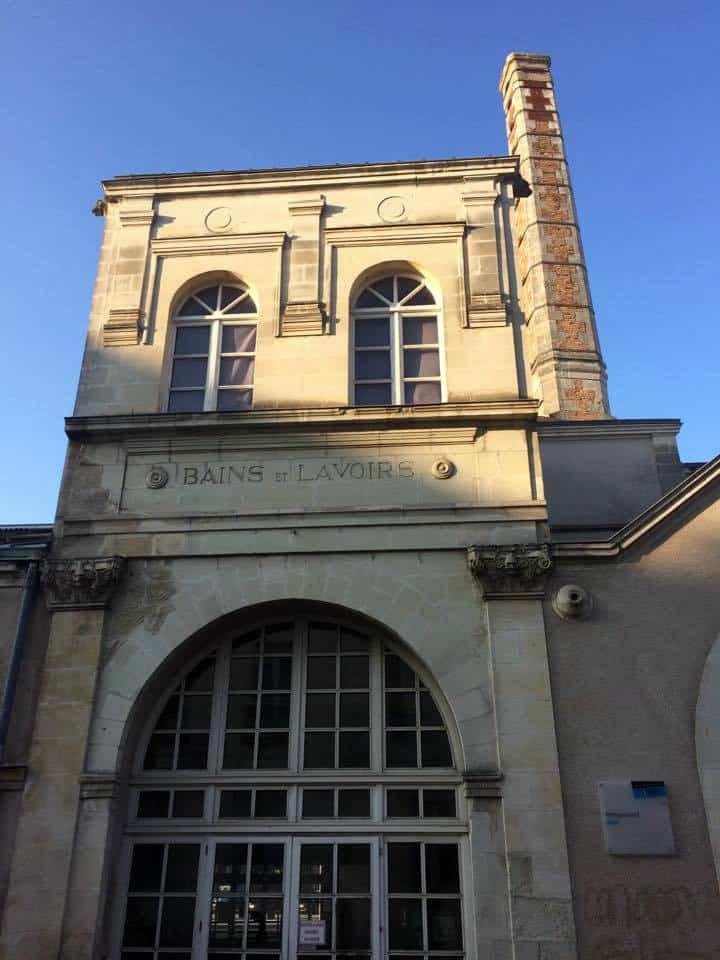 Bains-douches Nantes
