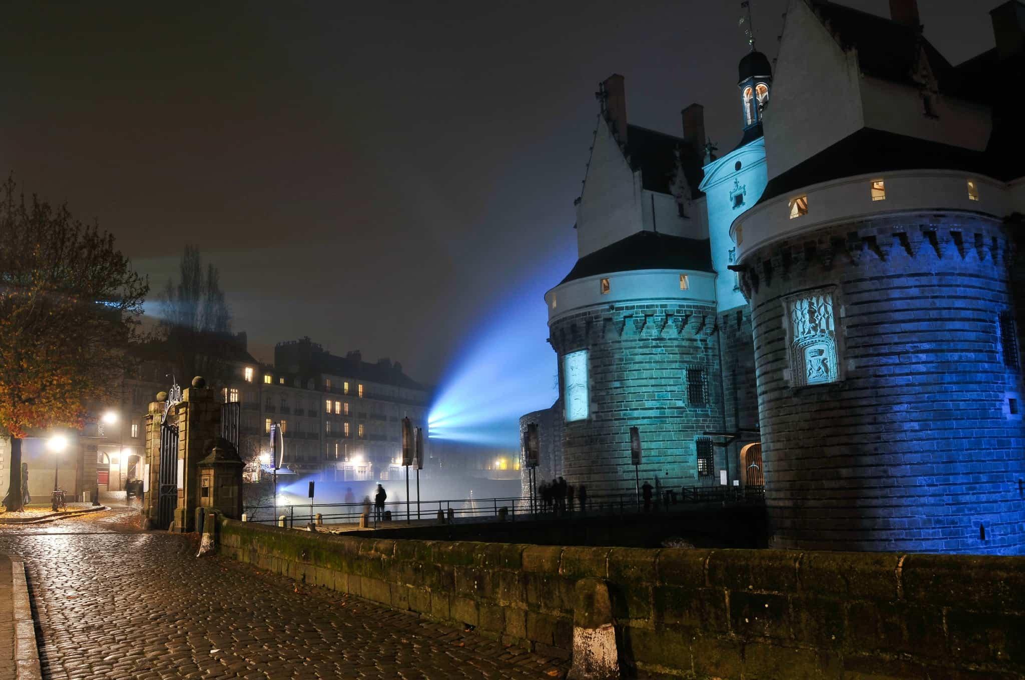 Nocturne au Château des Ducs