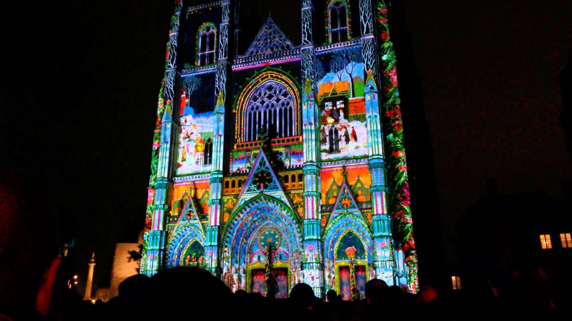 Chartres Decoration Noel