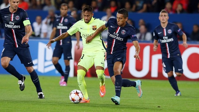Rencontres psg barcelone