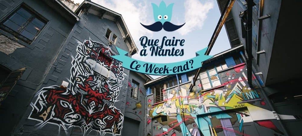 Que faire à Nantes ce week end du 24, 25 et 26 février 2017 ?