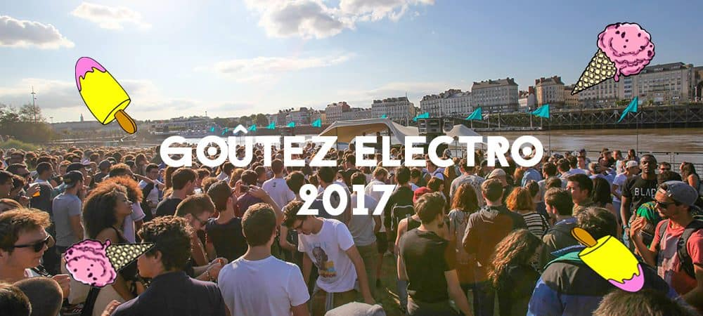 Goutez Electro Nantes : Saison 2017