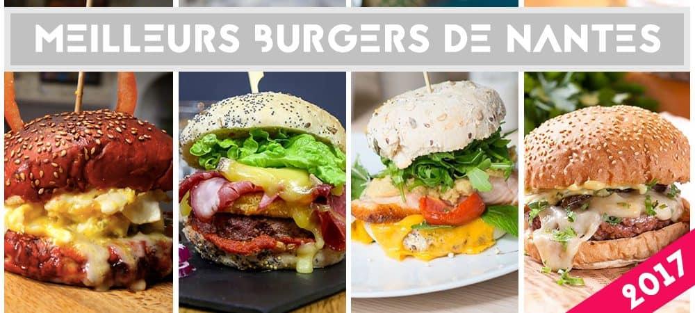Meilleurs Burgers Nantes : Sélection 2017