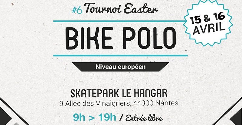Bike polo Nantes