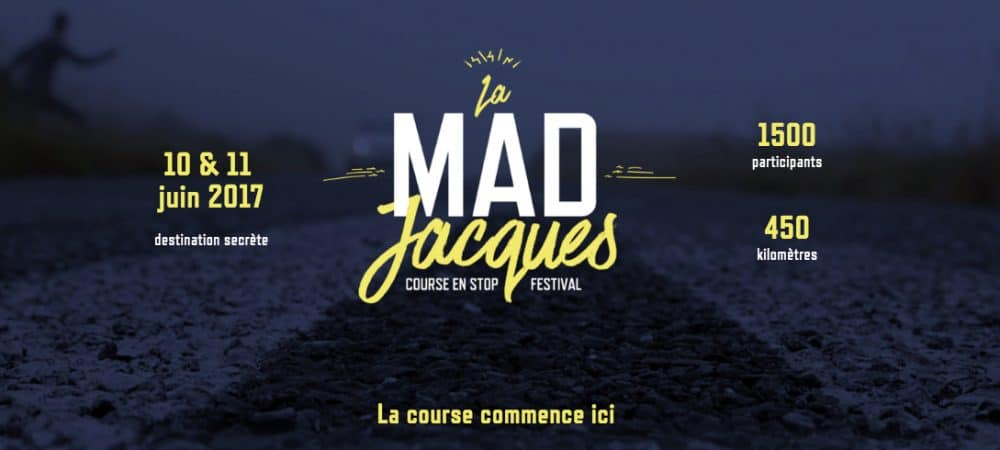 La Mad Jacques au départ de Nantes !