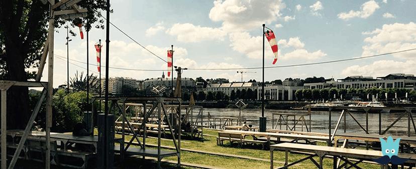 Où pique-niquer dans les rues de Nantes ?