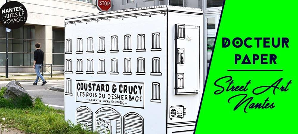 Nantes : Des armoires électriques customisées