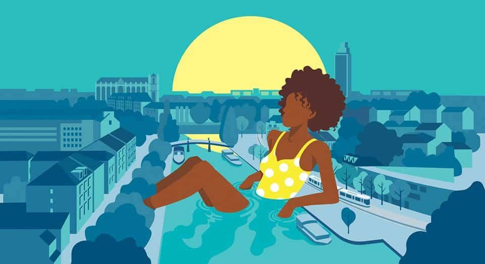 Aux heures d\'été : concerts & cinéma en plein air - BigCityLife