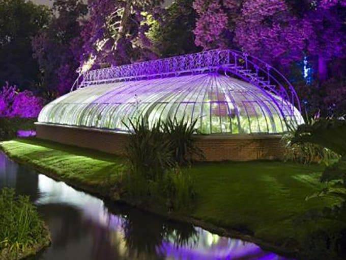 Nuits Féériques Nantes : Rendez-vous au Jardin des Plantes - BigCityLife