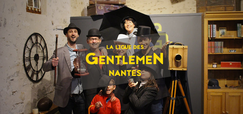 escape game nantes rejoignez la ligue des gentlemen bigcitylife. Black Bedroom Furniture Sets. Home Design Ideas