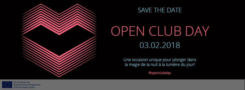 Open club day du Stereolux
