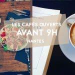 cafés 9h