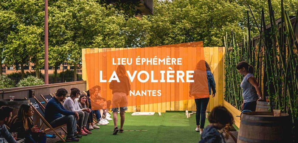 Voliere Nantes