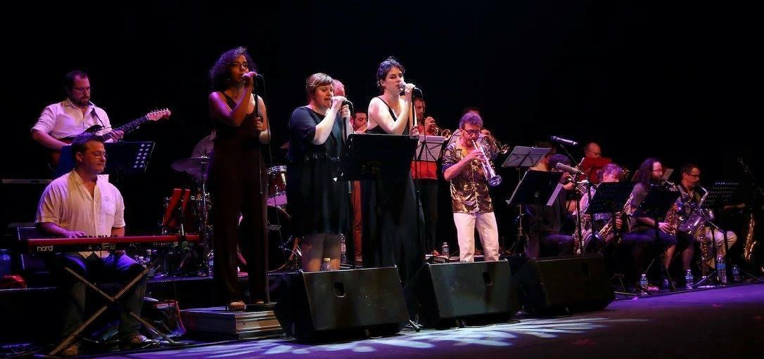 Motown Groove en concert au Melocotton