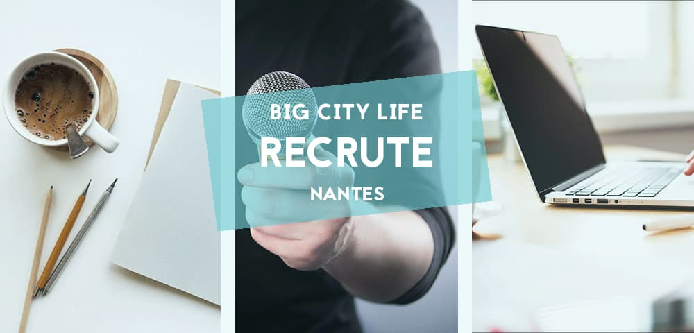 big city life recrute