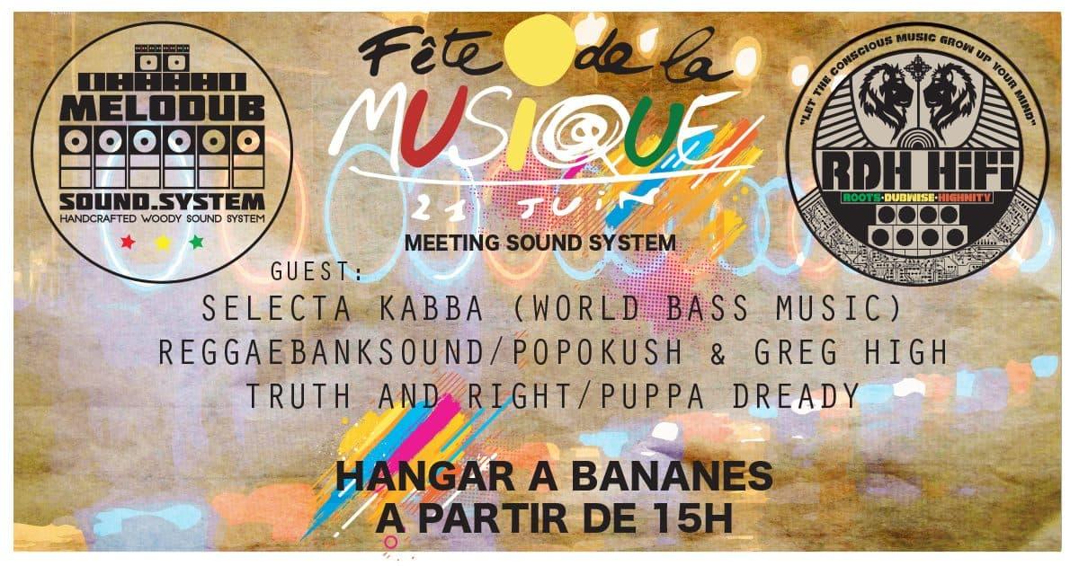 rdh melodub fête de la musique