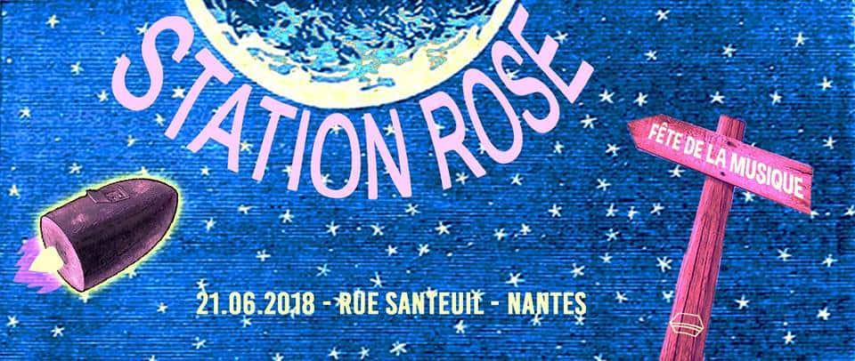 station rose fête de la musique