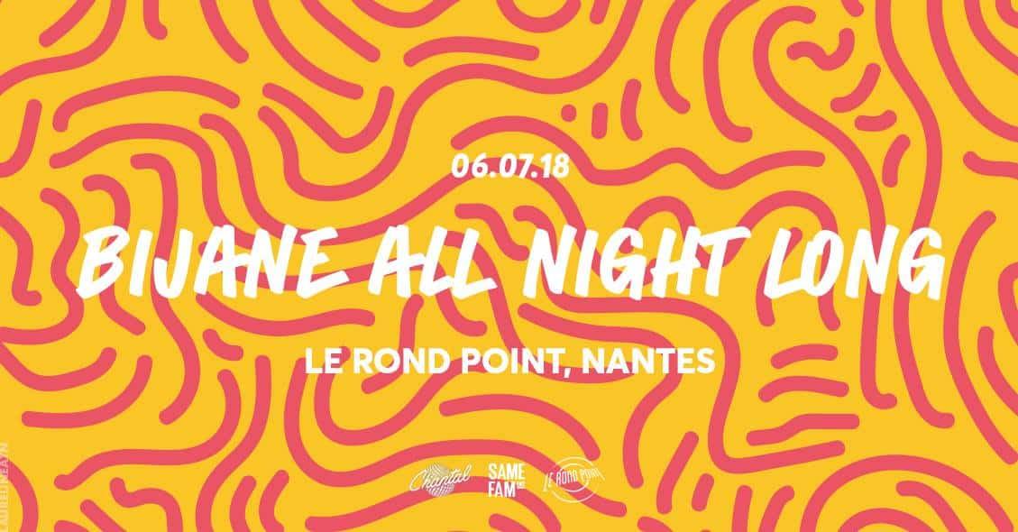 Bijane All Night Long