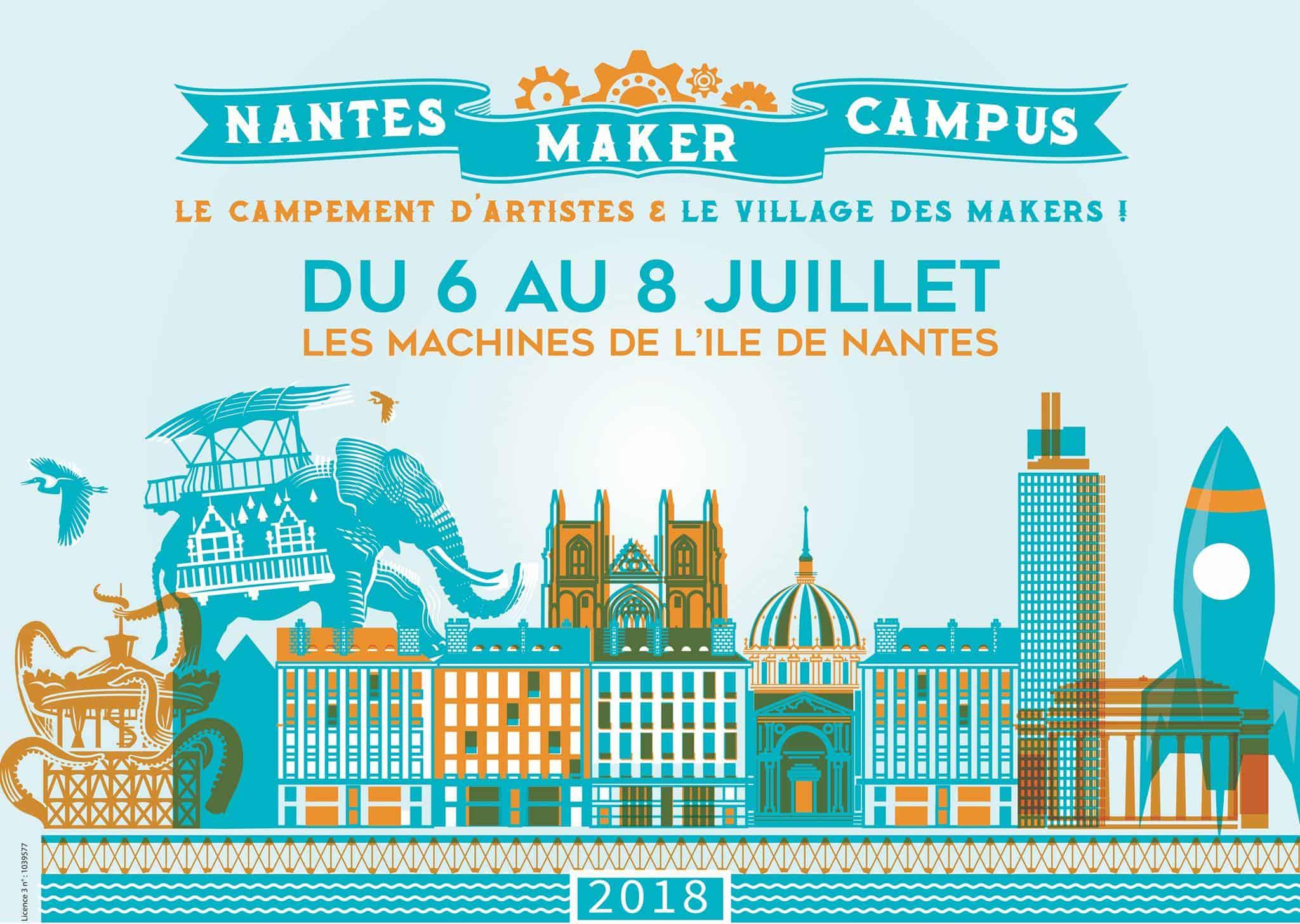 nantes maker campus