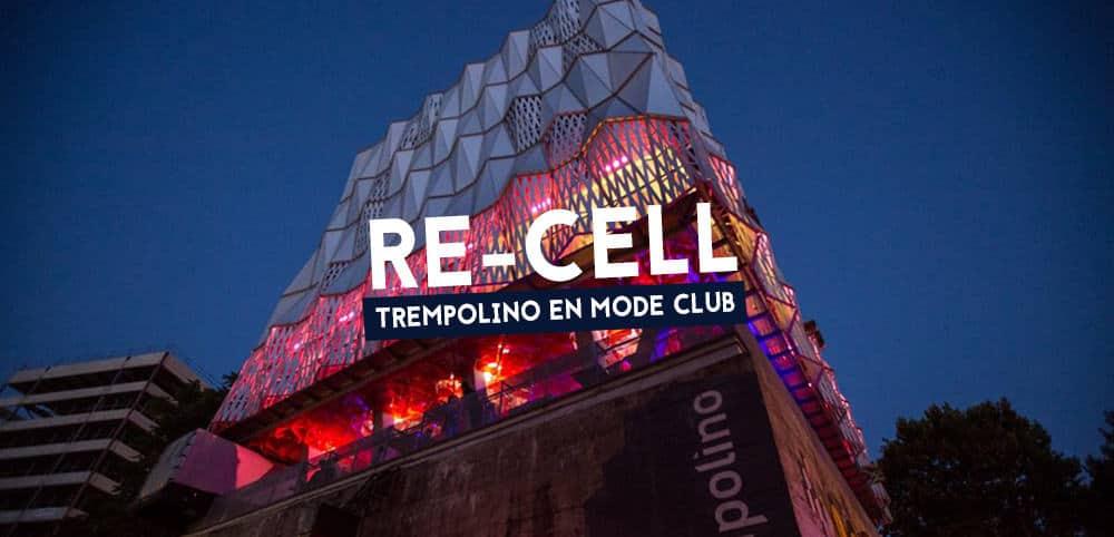 RE-Cell #6 : Quand un blockhaus nantais se met en mode club…