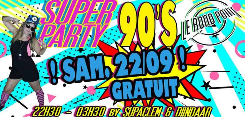 90's Party #5