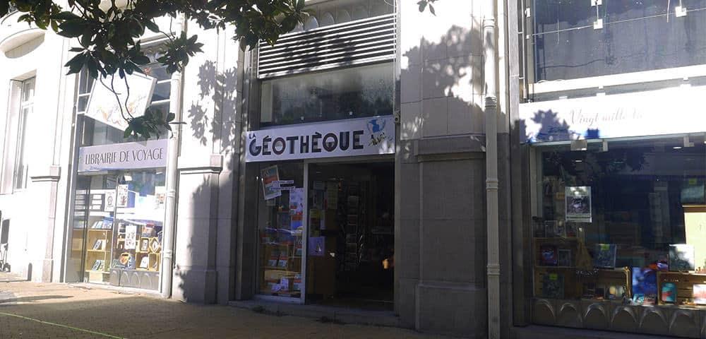 Géothèque