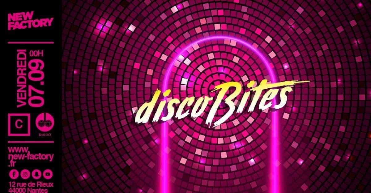 discobites au new factory