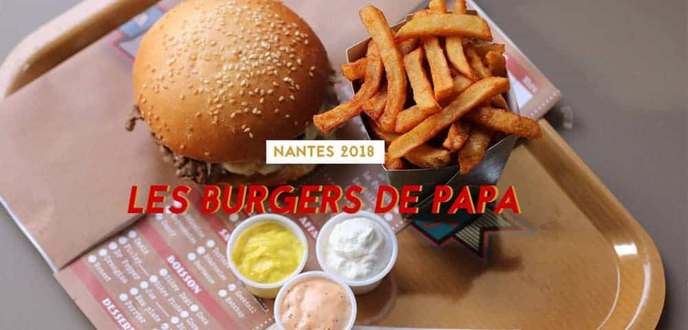 les burgers de papa