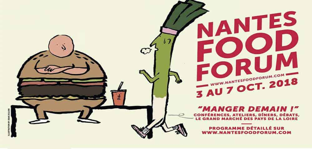 Nantes food forum 2018