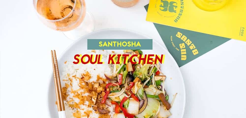 Santosha soul kitchen
