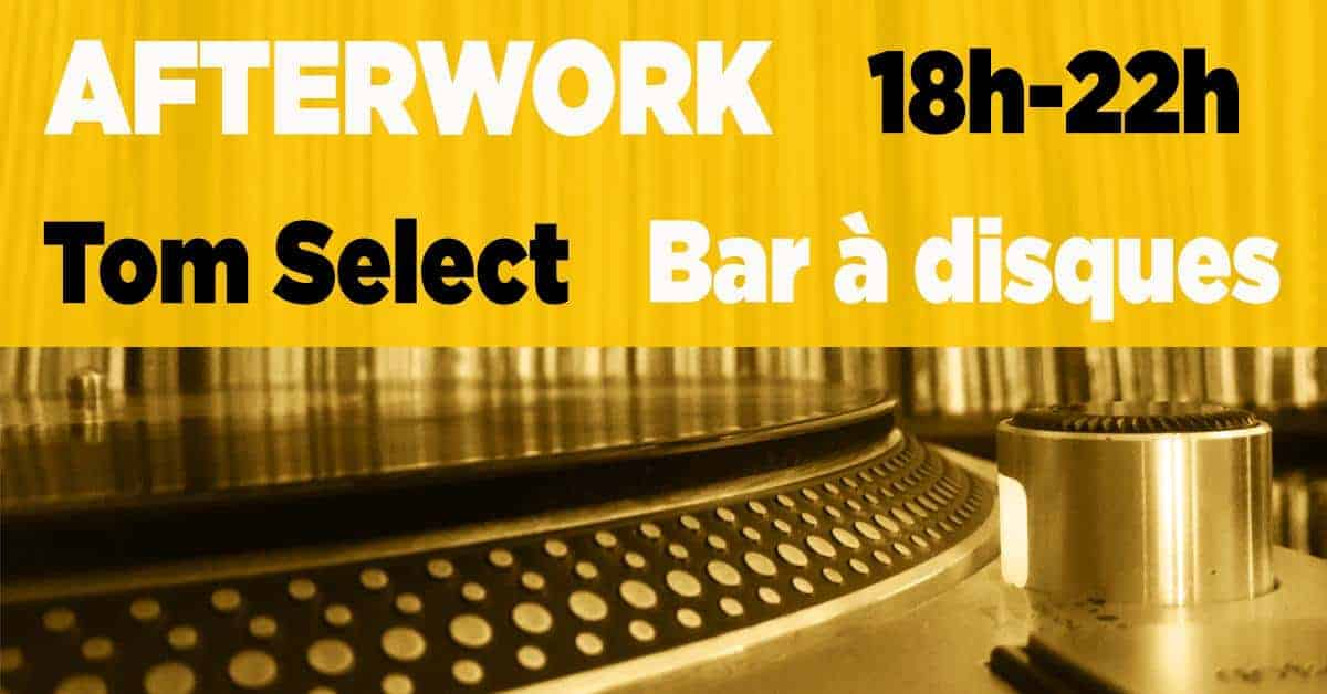 bar a disques