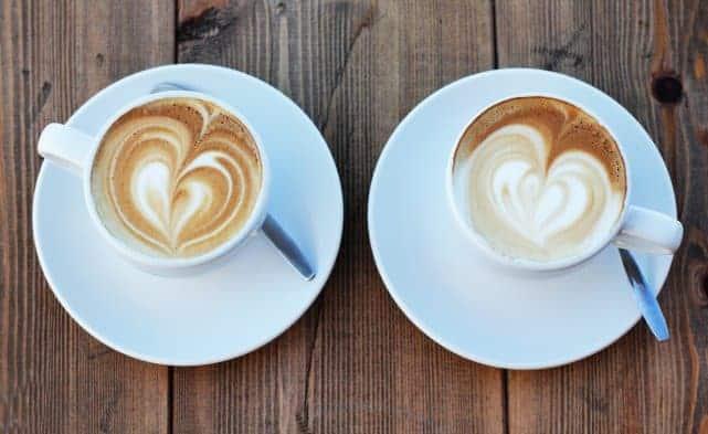 cafe en attente