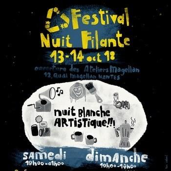 festival nuit filante