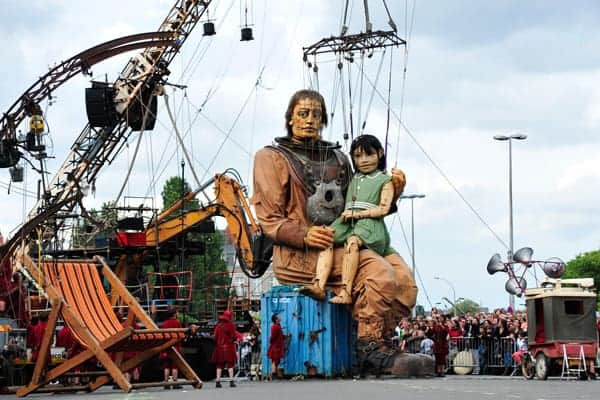 geants royal de luxe