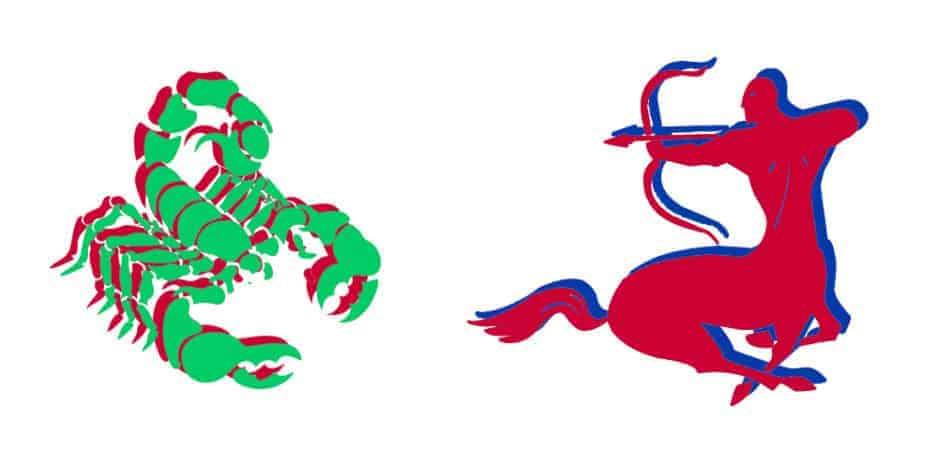 scorpions sagittaires