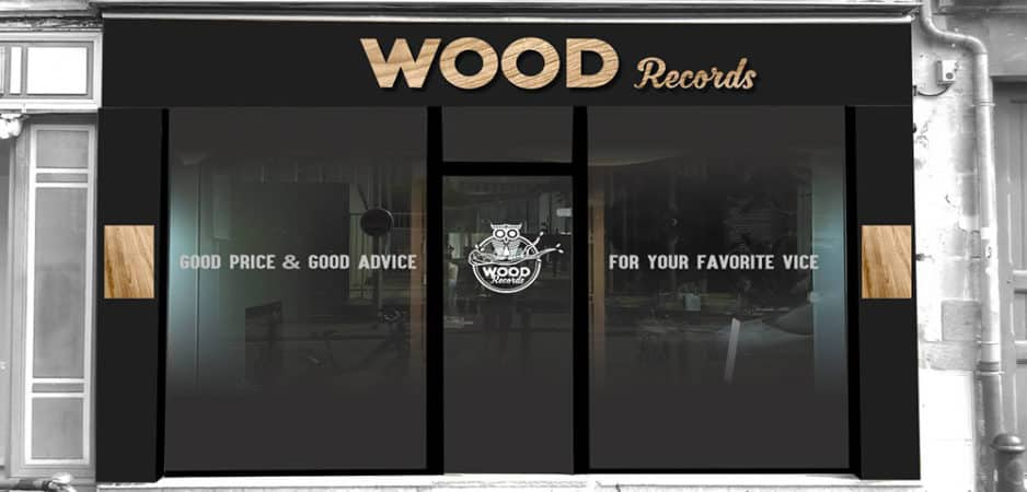 woods records