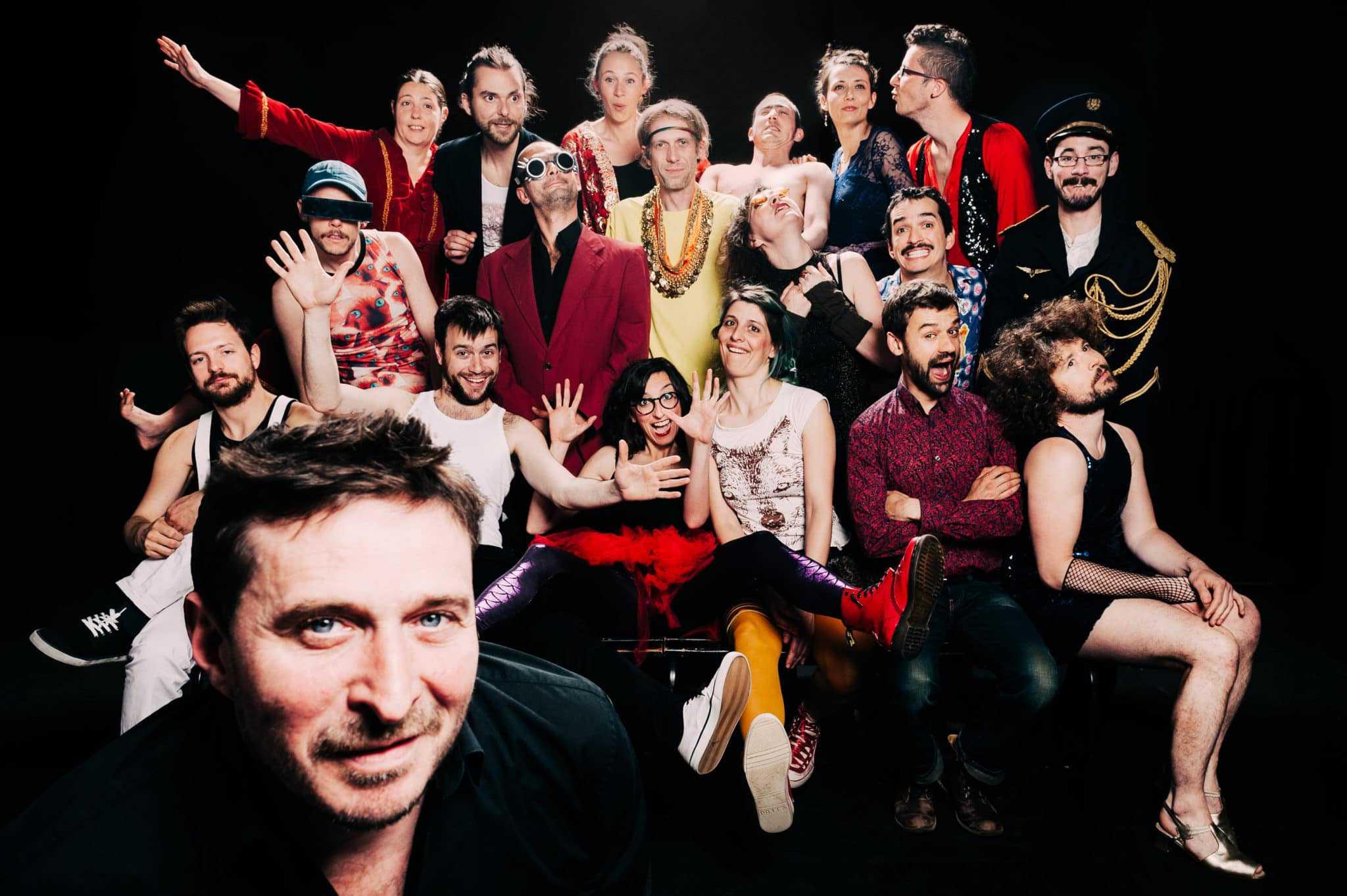Loic Lantoine & The Very Big Experimental Toubifri Orchestra