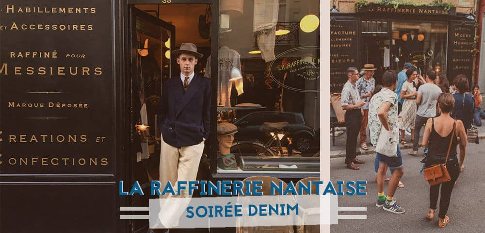 RAFFINERIE NANTAISE DENIM