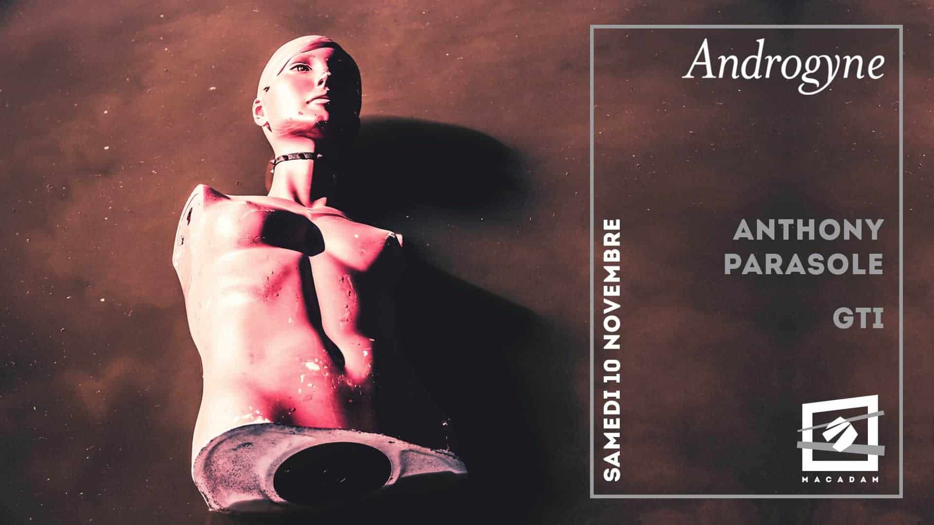 androgyne macadam